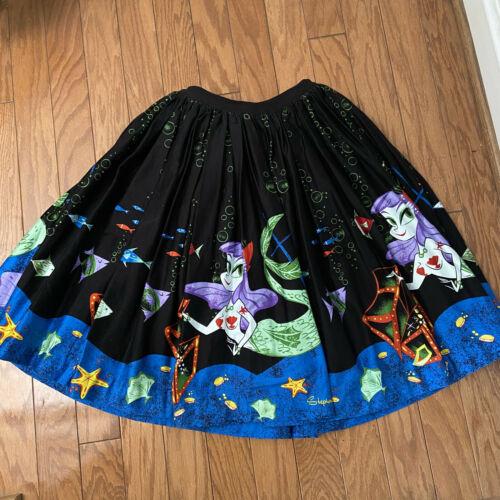Pinup Girl Clothing Mermaid Skirt SM
