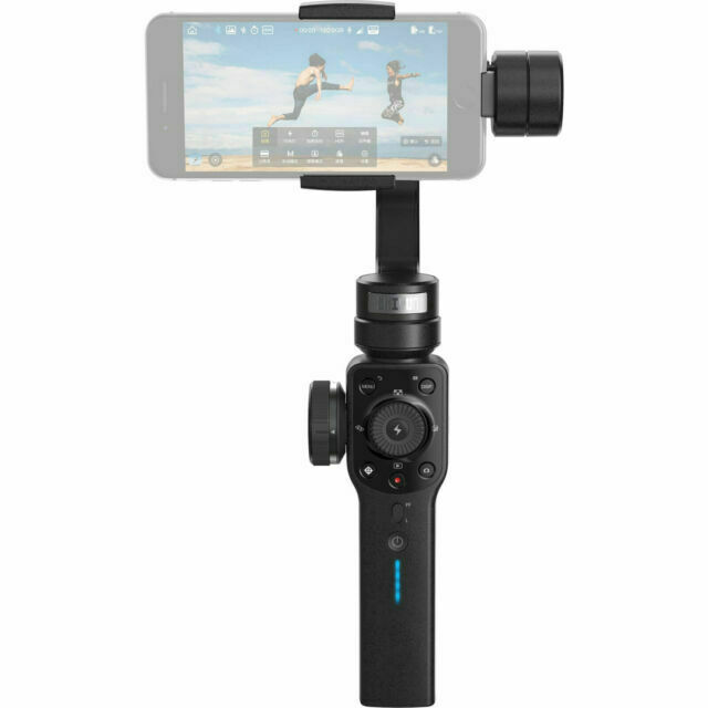 US Warehouse Zhiyun Smooth 4 Handheld 3-Axis Smartphone Gimb