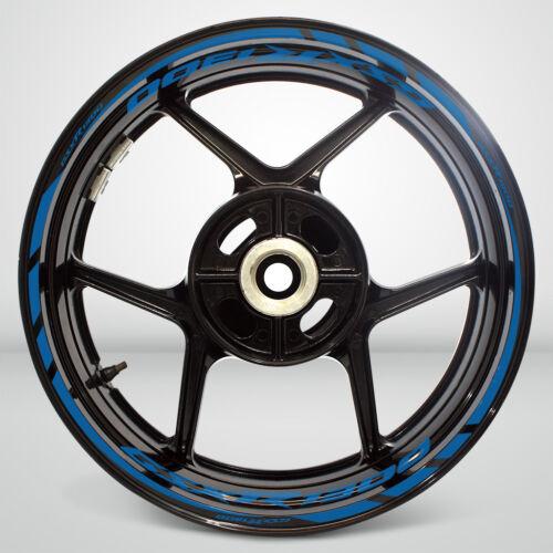Motorcycle Rim Wheel Decal Accessory Sticker for Suzuki GSXR 1300 Hayabusa
