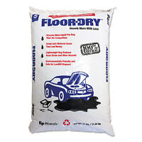 Floor-dry De Premium Oil Absorbent Diatomaceous Earth 25lb Poly Bag 9825 on sale