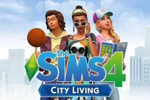 THE-SIMS-4-CITY-LIVING-expansion-PC-Origin-key