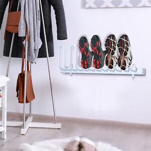 Secador Eléctrico de Zapatos Calentadores de Botas Guantes de 3 Pares 86x11x24cm
