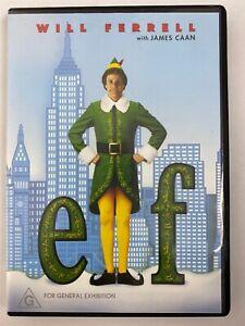 Elf-DVD-2003-Region-4