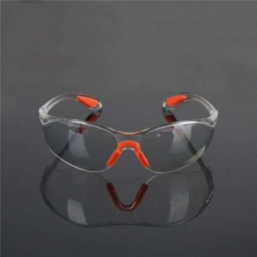 Eye Protector Safety Glasses Labor Sand-proof Striking Resistant Security A!