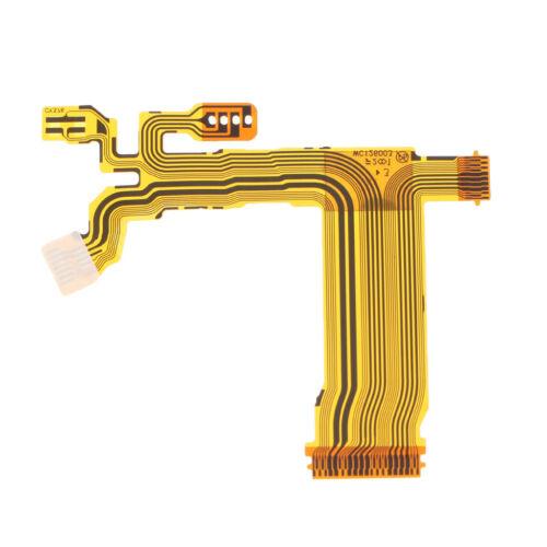 Objektivblende Flexkabel Bandteil für Olympus 14 42mm F 3.5 5.6 EZ 37mm
