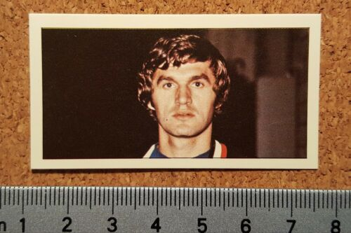 Barratt//Bassett solo tarjetas de cigarrillos de fútbol 1974 Copa Del Mundo Varios Equipos