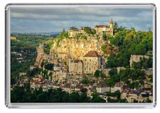 Rocamadour, France Fridge Magnet 01