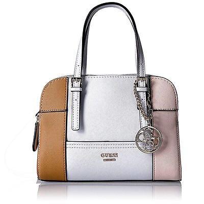 Huntley Medium Cali Satchel women Handbags White Multi Bags VG493708 RZ