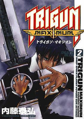 1 of 1 - Trigun Maximum: Volume 2: Death Blue by Yasuhiro Nightow (Paperback, 2004)-F012