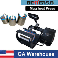 Bettersub 4in1 Mug Heat Press Machine Sublimation Transfer For Cup 10111217oz