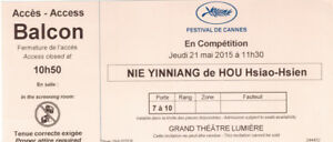 Ticket-billet-collector-THE-ASSASSIN-de-by-HOU-Hsiao-Hsien-Cannes-Film-Festival