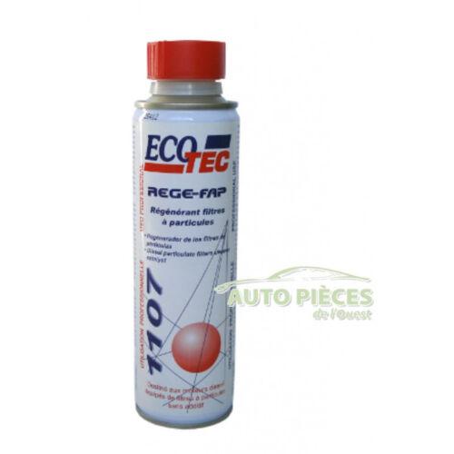 REGE-FAP REGENERANT ECO TEC 1107 FILTRES A PARTICULES REGE FAP
