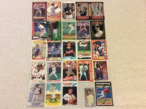 HALL-OF-FAME-Baseball-Card-Lot-1978-2020-DEREK-JETER-WHITEY-FORD-BABE-RUTH