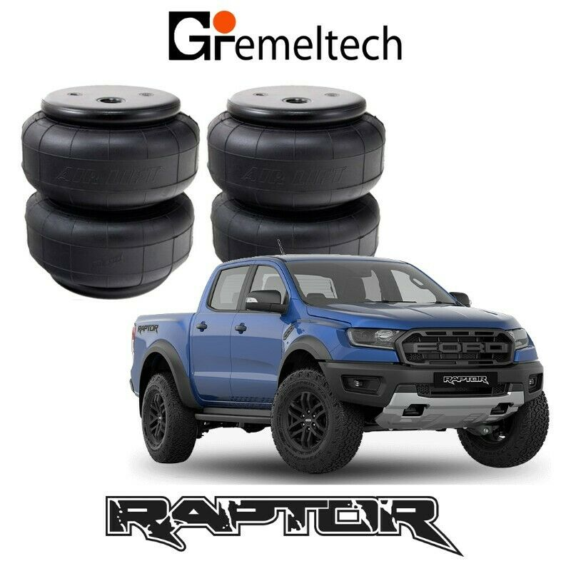 Ford Ranger Raptor  - Air Suspension Kits Now Available