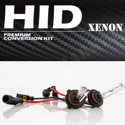 2012-2018 Chevy Sonic HID Headlight Fog Light Xenon Conversion KIT 55w 5k 6000K