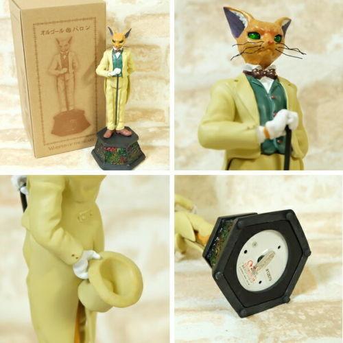 Studio Ghibli Whisper of the Heart Music Box Baron /& Luise Set Japan F//S NEW