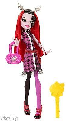 New 2014 Monster High Freaky Fusion Operetta Mattel Doll