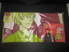 SEGA Detective Conan bath towel Shinichi /& Akai 2set japan limited goods anime