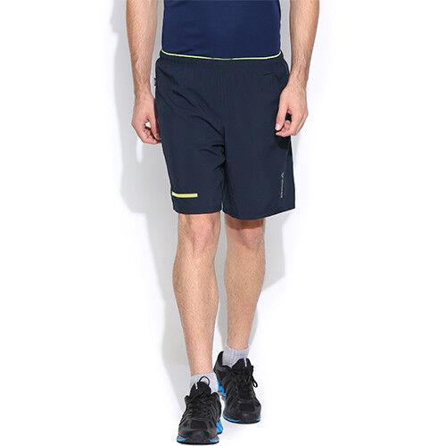 S//M//L//XL One Series 2-1 Running Compression Shorts Men/'s Reebok Shorts Blue