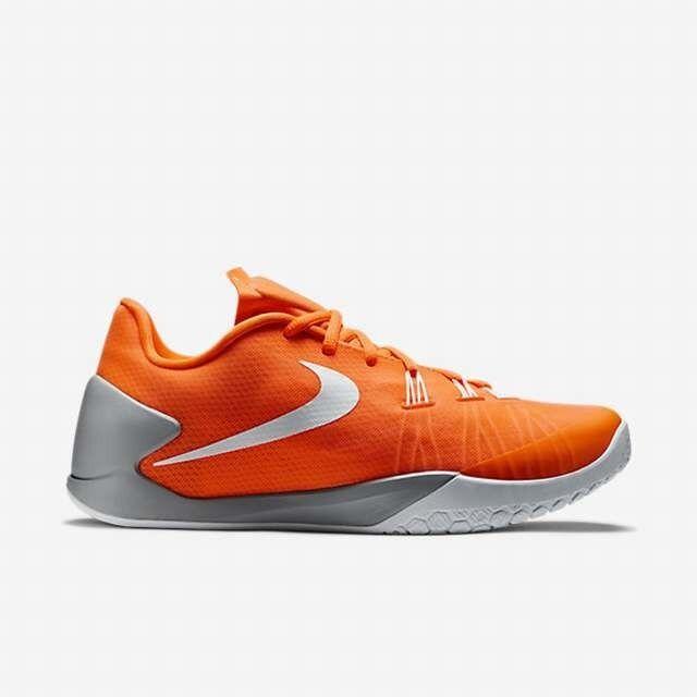 Nike hyperchase insgesamt orange männer - schuhe größe  10