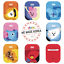 miniature 1 - BT21 Character Airpod Hard Case Cover Skin 7types Official KPOP Authentic Goods