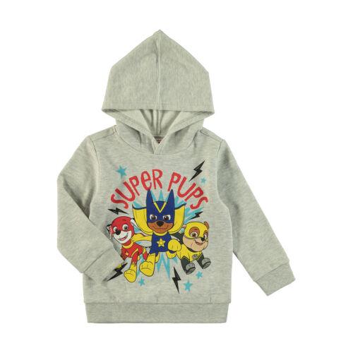 Nickelodeon Paw Patrol Kids Boys Hoodie top various sizes free postage Brand New