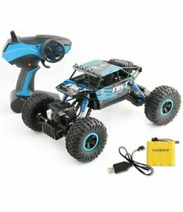 YL-06-2-4G-1-18-4WD-Waterproof-Rock-Crawler-RC-Car-Off-Road-Vehicle-Remote-GAR
