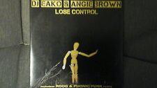 DJ EAKO & ANGIE BROWN - LOSE CONTROL. CD SINGOLO 5 TRACKS