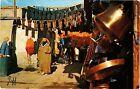 CPM MAROC-Marrakech-Souk des Teinturiers (329246)
