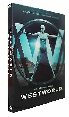 WESTWORLD: Season 1 ✔  US 2016 Series One ✔  DVD Box Set ✔  Free UK Delivery ✔