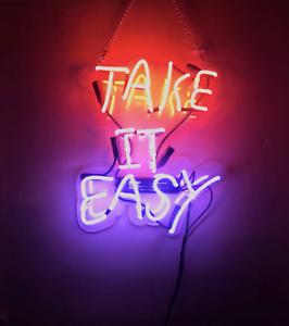 "Cocktail Bar Neon Sign Light Lamp 14/""x10/"" Bar Pub Wall Artwork Glass Decor Gift"