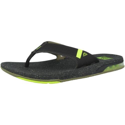 Reef Fanning low Chanclas de Dedo Sandalia los Zapatos Baño Piscina RF0A3KIH