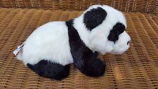 "Gund World Wildlife Fund Panda Bear #5052 plush stuffed Animal toy 9"""