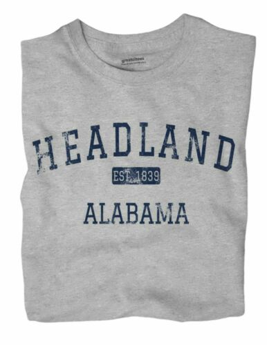 Headland Alabama AL T-Shirt EST