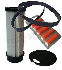 Hepa Filter Kit Belts & Air Fresh for VAX  U89-P2-VX Power VX2  Vacuum Cleaner