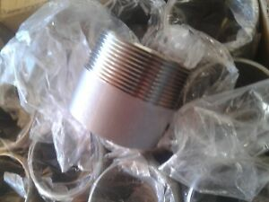 3-034-MNPT-x-3-034-TOE-304-SS-Stainless-Steel-Pipe-Nipple-Sch-40-034-Threaded-One-End-034