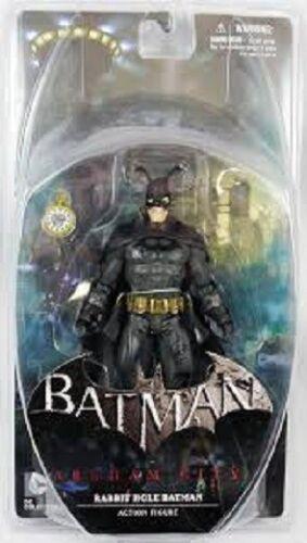 Rabbit Hole Batman Action Figure Arkham City DC Collectibles Batman