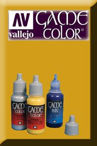 Game Color Plague Brown 72039 Acrylic Paint Vallejo Beau Lustre