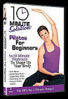 10 Minute Solution - Pilates For Beginners (DVD, 2010)