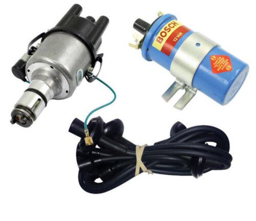 Black Screamer Kit KT-1011 EMPI VW 009 Comp. Distributor W//Points Ignition