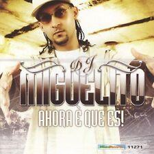 DJ Miguelito-Ahora È Que Es! CD  Very Good
