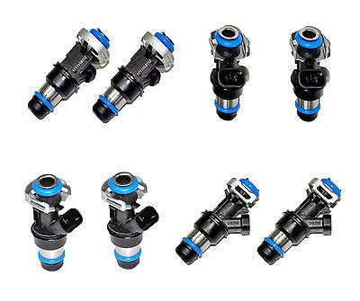 Set of 8 Fuel Injector INJ515  For Chevrolet GM Cadlilac 4.8L 5.3L 6.0L 99-07