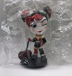Red, Black and White Harley Quinn Lil Bombshells from Cryptozoic (Rare)