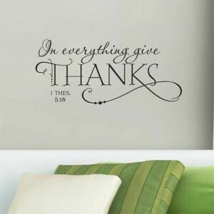 wall sticker home decors family bible quotes decals bedroom house