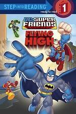 Super Friends: Flying High (DC Super Friends) (Step into Reading)-ExLibrary