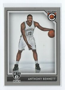 16-17-Complete-Silver-208-Anthony-Bennett-Brooklyn-Nets