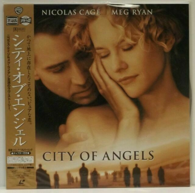 City Of Angels 1998 Nicolas Cage Meg Ryan Laserdisc L 113 For Sale Online Ebay