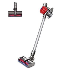 Dyson-SV03-V6-Cordless-Vacuum-Red-Refurbished
