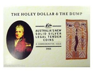 1988-HOLEY-DOLLAR-amp-DUMP-Silver-Proof-Coin