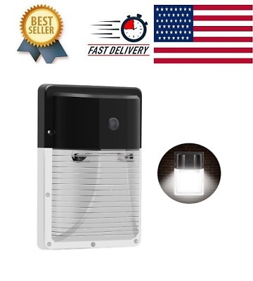 Dusk-to-dawn Photocell,Waterproof IP65 Cinoton LED Wall Pack Light,26W 3000lm ,
